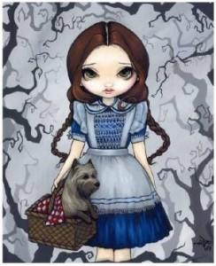Схема Дороти и Тотошка