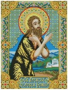 Схема Икона Святой Алексий