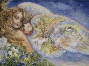 Схема Крылья любви