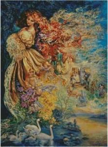 Схема Платье из мечтаний