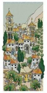 Схема Испанский городок