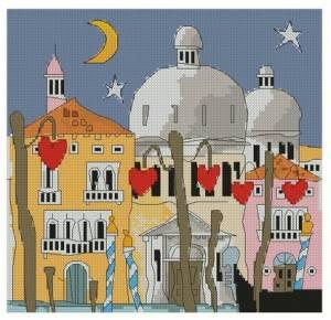 Схема Венецианский купол