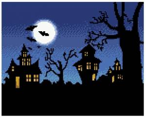 Схема Хэллоуин