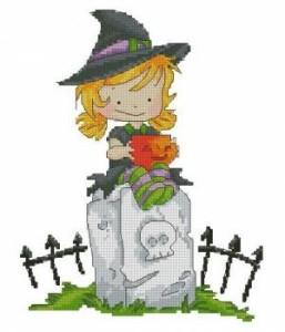 Схема Хэллоуин для Николь