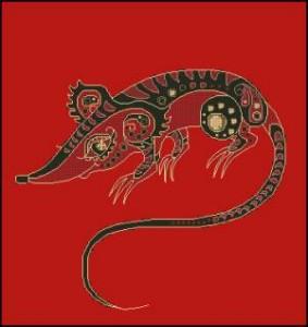 Схема Год Крысы