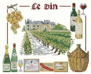 Схема Виноделие. Робин