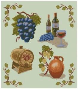 Схема Вино. Робин