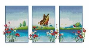 Схема Бабочка. Триптих
