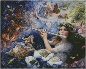 Схема Волшебная флейта