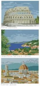 Схема Европа. Триптих