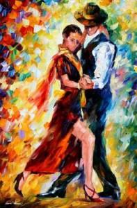 Схема Романтичное танго