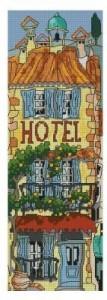 Схема Отель