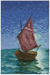 Схема Парусное судно