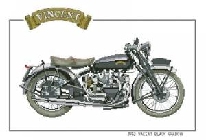 Схема Венсан Черная тень 1952