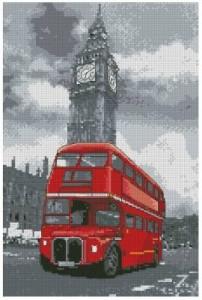 Схема Лондонский автобус