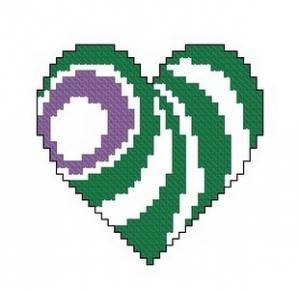 Схема Сердечко