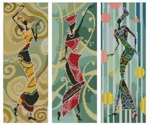 Схема Африканки. Триптих