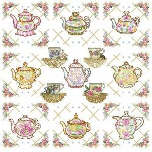 Схема Чайнички. Робин
