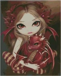 Схема Сиена с дракончиком