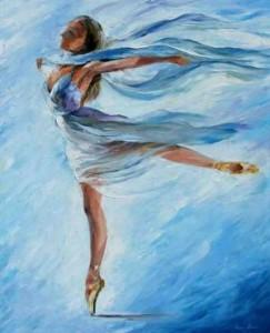 Схема Небесный танец