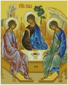 Схема Святая Троица