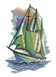 Схема Шхуна Кодор