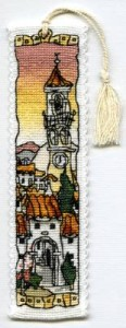 """Схема Закладка """"Испанский городок"""""""
