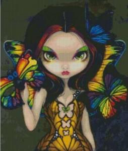 Схема Фея бабочек