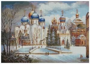 Схема Русь Православная