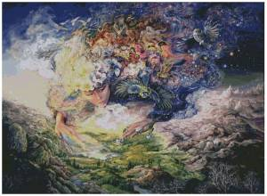 Схема Дыхание Геи