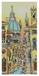 Схема Венецианский дворец