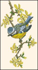 Схема Птичка №5