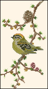 Схема Птичка №4