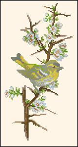 Схема Птичка №3