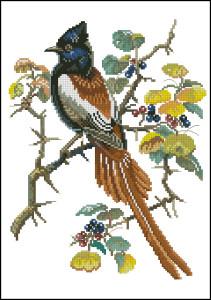Схема Птичка №2