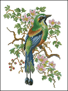 Схема Птичка №1