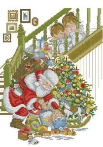 Схема Подарки