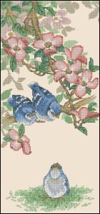 Схема Синички в саду