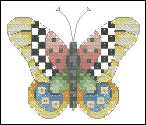 Схема Бабочка для начинающих