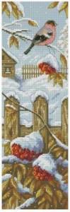 Схема Снегирь (зима)