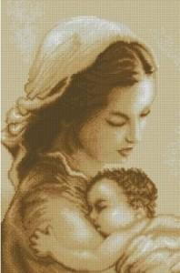 Схема Мамина любовь