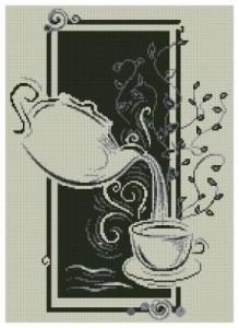 Схема Чаепитие