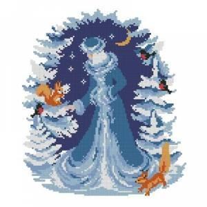 Схема Снегурочка