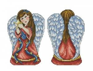 Схема Ангел со звездой