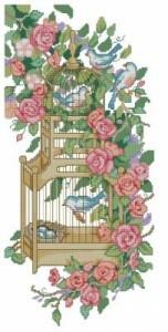 Схема Птицы в клетке