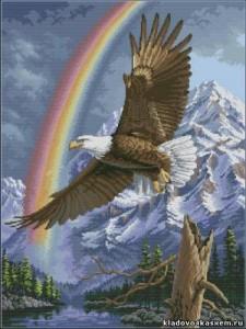 Схема Орёл и радуга