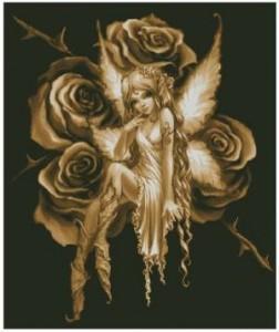 Схема Эльфик на розах