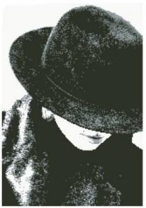 Схема В шляпе