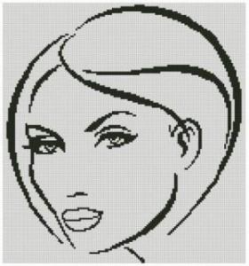 Схема Девушка