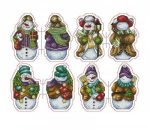 Схема Снеговики